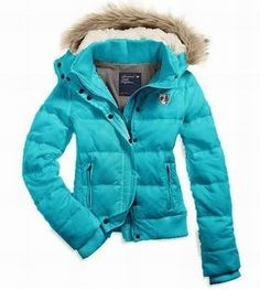if winter must come...at least I could have this jacket! cute!