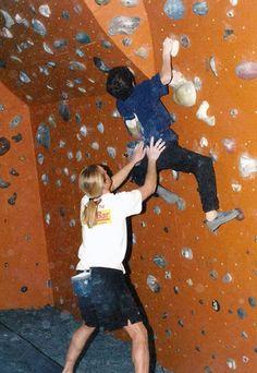 Atomik climbing holds | build a climbing wall at home or for kids. Build a Climbing Wall