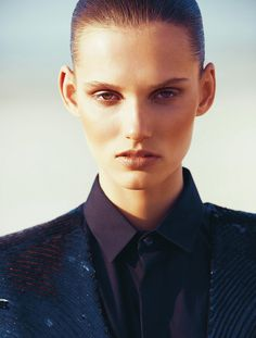 Trouble mixte by Thiemo Sander for Madame Figaro August 2013 _