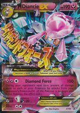 Pokemon Ultra Rare Holo Foil Mega M Diancie EX Card 190 HP XY44 PROMO !  get it http://ift.tt/2eW9fyo pokemon pokemon go ash pikachu squirtle