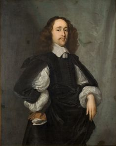 Jaspar Schade (1623-1692), Cornelis Jonson van Ceulen, 1654 | Rijksmuseum Twenthe