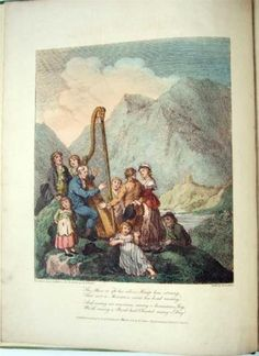 The Bardic Museum + Hen Ganiadau Cymru, Edward Jones, 1st ed.,1802 and c.1820 in Books, Comics & Magazines, Antiquarian & Collectable | eBay