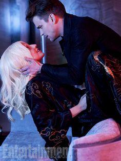 "The Countess & Donavan (Matt Bomer) in ""AHS"" season 5"