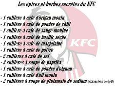 La recette secrète du poulet frit du KFC Cuisines Diy, Corn Dogs, Copycat Recipes, Food Porn, Nutrition, Week End, Sauces, Bar Food, Hamburgers