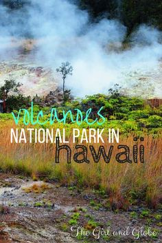 Volcanoes National Park in Hawaii offers a unique experience for those willing to make the trek there. #NationalPark #NPS100