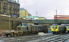 Rail Europe, British Rail, Train Engines, Model Train Layouts, Urban Landscape, Small World, Model Trains, Fun To Be One, Scale Models