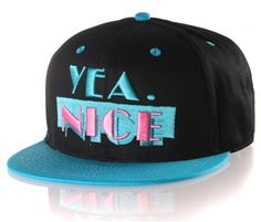 191f71cd91176 Yea.Nice SouthBeach Snapback   Hats   Snapbacks