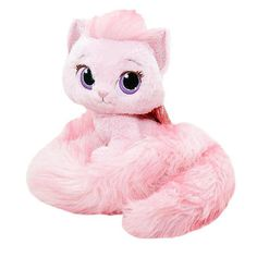 The Disney Princess Palace Pets Fashion Tails Stuffed Figure - Dreamy Features:<br><ul><li>Dreamy adores sleeping. That's how she got her name!</li><br><li>Furry Tail Dreamy is perfect for display or cuddling.</li><br><li>You can even carry her on your shoulder with her extra-long, luxuriously fluffy tail wrapped around you for a royal style statement.</li><br><li>Ages 4 And up</li></ul><br><br>Bring your child's favorite characters to life with Disney Princess toys & games, dress up and…
