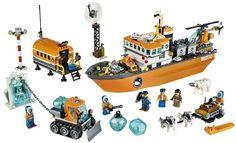 LEGO City: Arctic Ice Breaker
