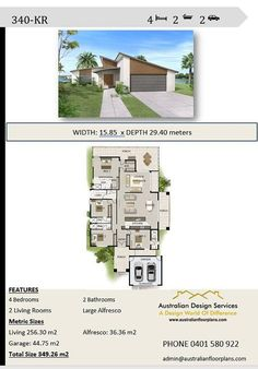 House plans 4 bed house plans 4 bed house 4 bedroom moder 4 bed house plan with home cinema family home plans newhome 4 Bedroom House Plans, Family House Plans, Dream House Plans, House Layout Plans, House Layouts, Sitting Bathtub, Bathroom Installation, Bedroom Size, Indian Homes