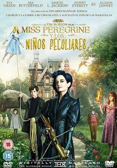 Miss Peregrine y los niños peculiares online latino 2016 - Fantasía, Aventura