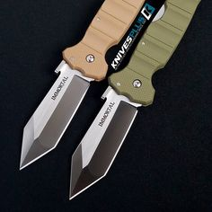Mike Wallace, Cold Steel, Knives, Knife Making, Knifes