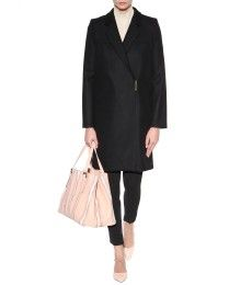 Victoria Beckham - Felted wool coat - mytheresa.com