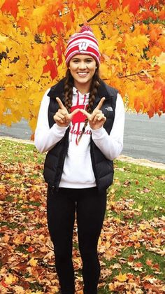 University of Wisconsin picked up a huge talent today when in-state superstar Beata Nelson gave the Badgers her verbal commitment. College Recruiting, Class Of 2016, Wisconsin, Sportswear