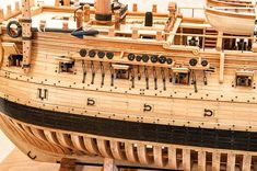 Scale Model Ships, Scale Models, Model Ship Building, Wooden Ship, Submarines, Close Up Photos, Model Trains, Sailing, Engineering