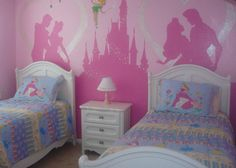 Bedroom Designs for a Baby Girl