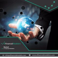 eFinancialModelers - if you possess skills in financial modeling and like to make a buck on the side please register