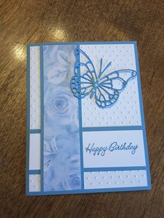 diy birthday cards for friends creative Homemade Birthday Cards, Birthday Cards For Friends, Happy Birthday Cards, Homemade Cards, Birthday Gifts, Diy Birthday, Birthday Greetings, Butterfly Birthday Cards, Butterfly Cards