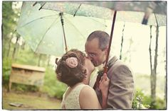 Beautiful wedding held at Camp Wing in MA. Poetry readings, an ice cream truck and rain. So amazing.