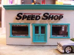 Davetown Speed Shop ... way cool !!!