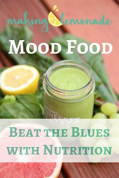 Do you know how to beat the winter blues? One of the ways you can do this is through eating very specific foods! Yes, you can beat winter blues with nutrition! Click through to the post and find out more!