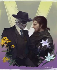 Mgs V, Skull Face, Metal Gear Solid, Game Art, Gears, Fictional Characters, Boss, Gear Train