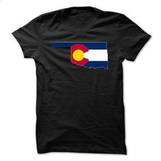 Coloradan in Oklahoma - #shirt for teens #cool shirt. ORDER HERE => https://www.sunfrog.com/States/Coloradan-in-Oklahoma.html?68278