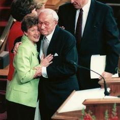 Wednesday marks the 20-year anniversary of the family proclamation. A former general women's leader reflects on the the historic document and her father, former Church President Gordon B. Hinckley.