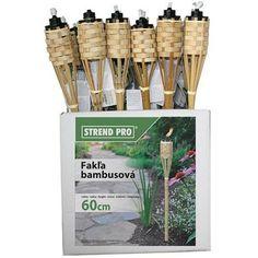 Sviečky a fakle Bamboo