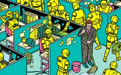 """""""Rise of the Robots"""" explores how technology threatens even the nimblest and most expensively educated, and """"Shadow Work"""" shines light on the increase of unpaid work."""