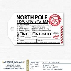 Special Delivery From The North Pole  Google Search  Christmas