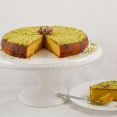 Tunisian citrus almond cake (gluten Free, sugar free, and butter free)