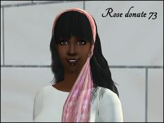 Rose donate 73 maxis matched (cf - ef) Download  Credits: Remi, Rose