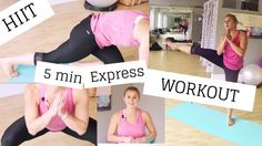 5-minute morning challenge #workout