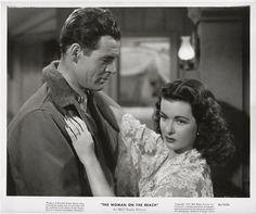 Robert Ryan and Joan Bennett