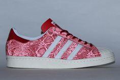 """atmos x adidas Originals Superstar 80s """"G-SNK 8"""" - SneakerNews.com"""