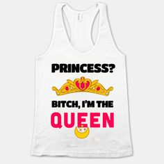 Neo Queen Racerback Tank by geekilicious on Etsy