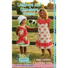 Lollipops and Gumdrops Dresses - Lilac Lane