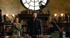 Sleepy Hollow - Lyndie Greenwood, Tom Mison and Nicole Beharie (Tina Rowden/FOX)