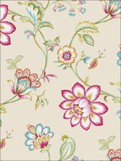 wallpaperstogo.com WTG-098092 Seabrook Designs Traditional Wallpaper
