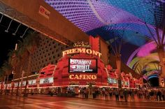 The Fremont Hotel & Casino | FremontCasino.com My home away from home. Love to play blackjack here.