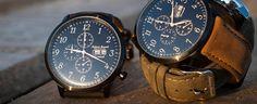 Stijlvolle en betaalbare horloges van Antoine Arnaud - Manners.nl