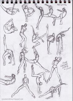 Dibujo gestual a lápiz #gesturedrawing