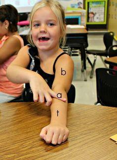 Lesson Planning Ideas: Teaching Phonics - Tunstall's Teaching Tidbits