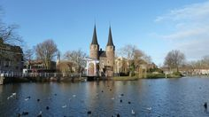 Delft - the tower gates