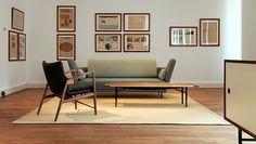 deens design design finn juhl Nyhavn Table 46 Chair header
