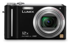 Panasonic Lumix DMC-ZS3 10.1 MP Digital Camera with 12x Wide Angle MEGA Optical Image Stabilized Zoom and 3 inch LCD (Black), Best Gadgets