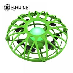 Eachine Mini Drone Hand Flying Aircraft Quadcopter Electronic Model Infraed Induction Intlligent RC Toys For Kids