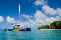 For a limited time, when you book your next trip to Barbados, you can earn up to $400 to spend on-island for activities like the Jammin Catamaran Cruise! www.visitbarbados.org/islandinclusive