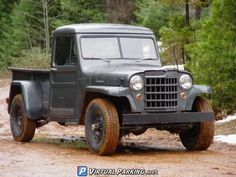 willys truck motors | Willys Jeep Truck: Photos, Reviews, News, Specs, Buy car